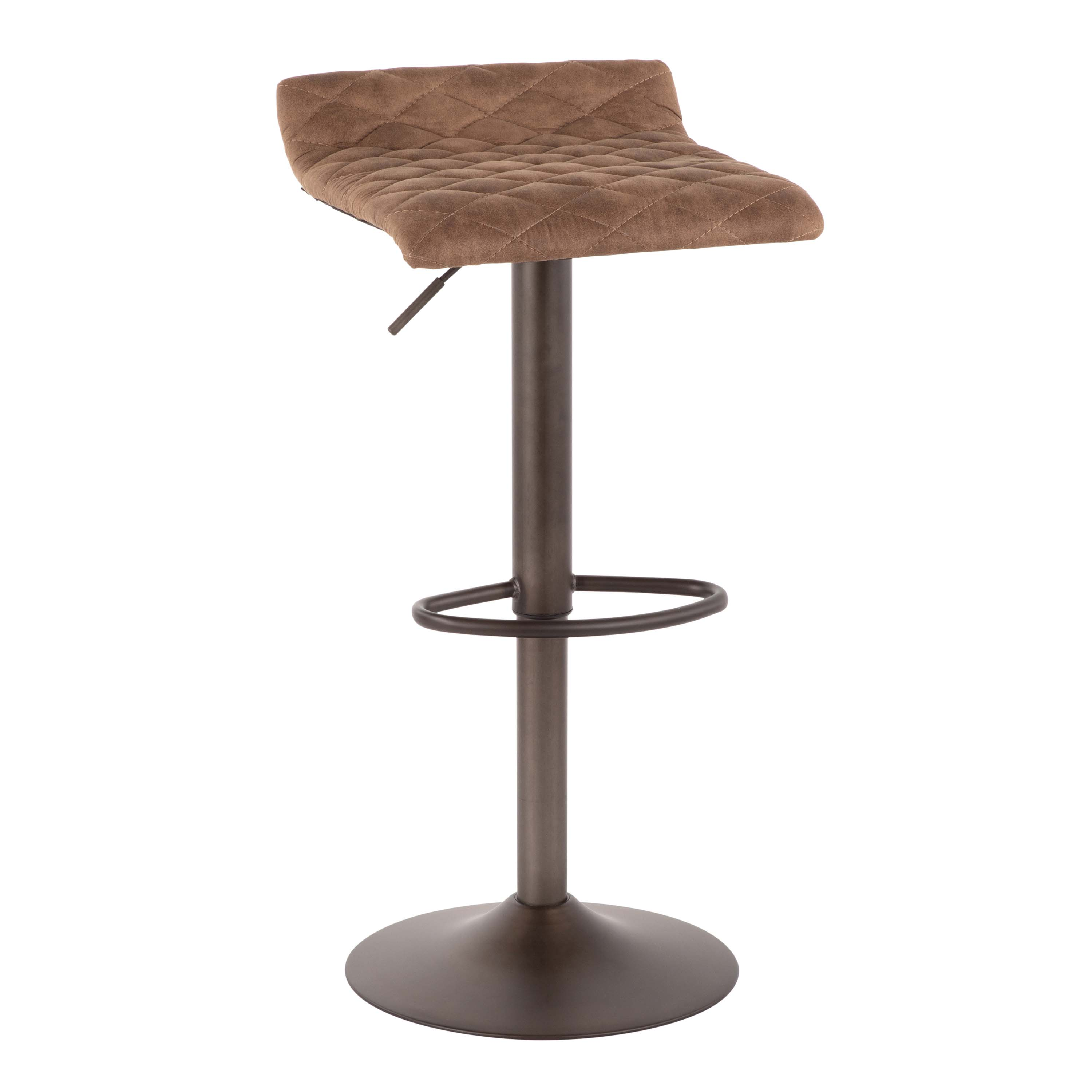 Super Details About Lumisource Ale Industrial Bar Stool Bs Cavale An Bn Alphanode Cool Chair Designs And Ideas Alphanodeonline